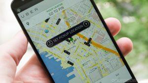 Mobile Apps Testing- Uber App
